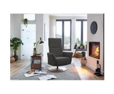 DELAVITA Relaxsessel Deike, als Solitärsessel oder passend zur Serie Deike grau Sessel Wohnzimmer