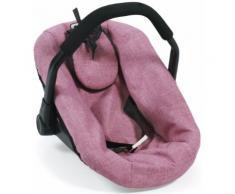 CHIC2000 Puppen Autositz Jeans Pink rosa Kinder Ab 3-5 Jahren Altersempfehlung