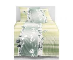 Irisette Bettwäsche grün 135x200 cm nach Größe Bettwäsche, Bettlaken und Betttücher