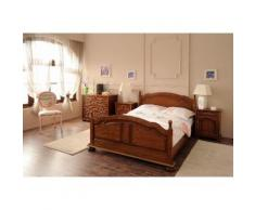 Premium collection by Home affaire Bett Berry braun Doppelbetten Betten