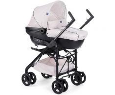 Chicco® Kombi Kinderwagen, »Trio Sprint mit Kit Car, Sandshell«, braun, Unisex, Sandshell