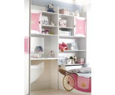 rauch ORANGE Jugendzimmer-Set Kate weiß Kinder Kindermöbel Möbel sofort lieferbar