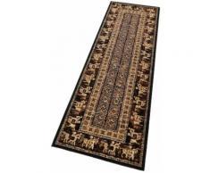 Läufer, Karavane, my home, rechteckig, Höhe 7 mm, maschinell gewebt braun Teppichläufer Läufer Bettumrandungen Teppiche
