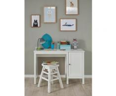 trendteam Schreibtisch Ole weiß Schreibtische Bürotische und Büromöbel Tisch