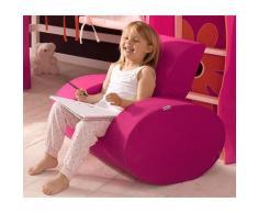 Hoppekids Sessel, rosa, pink