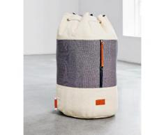 Karup Design Wäschesack Roadie weiß Wäschesäcke Wäschekörbe Wäschetruhen Badmöbel Wäschesammler