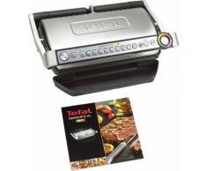 Tefal Kontaktgrill GC722D OptiGrill+ XL 2000 Watt, schwarz, schwarz