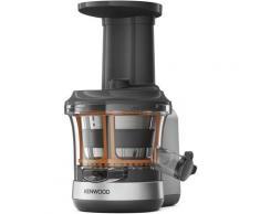 KENWOOD Slow Juicer Aufsatz KAX720PL silberfarben Zubehör für Küchenmaschinen Haushaltsgeräte Küchenmaschinen-Aufsätze
