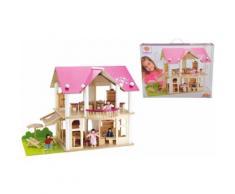 "Eichhorn Puppenhaus ""Villa"", bunt, Damen, rosa"