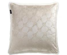 Joop Kissenhülle Smooth, (1 St.), aus hochwertigem und extraflauschigem Fellimitat weiß Kissenbezüge uni Kissen