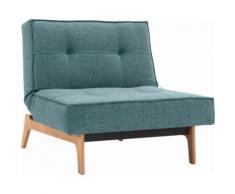 INNOVATION? Sofa Splitback Eik, blau, light blue