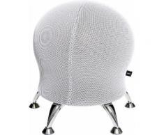 TOPSTAR Drehhocker Sitness 5 weiß Polsterstühle Stühle Sitzbänke
