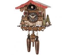 Christoffel Pendelwanduhr Kuckucksuhr bunt Wanduhren Uhren Wohnaccessoires