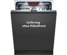 NEFF integrierbarer Geschirrspüler S257ECX21E, N 70, 14 Maßgedecke EEK A++ weiß Einbaugeschirrspüler Haushaltsgeräte