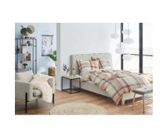 s.Oliver Wendebettwäsche Kombi, 4-Jahreszeiten, mit Sommer- und Winterseite rosa Bettwäsche nach Größe Bettwäsche, Bettlaken Betttücher