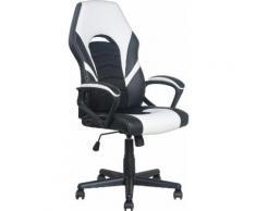 Homexperts Chefsessel Friends, Moderne Optik schwarz Gamingstühle Bürostühle Stühle Sitzbänke