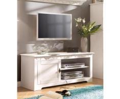 Home affaire TV-Board Laura, weiß, weiß