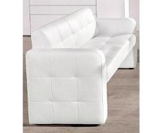 exxpo - sofa fashion 2-Sitzer Barista, mit Rückenlehne weiß Sofas Einzelsofas Couches