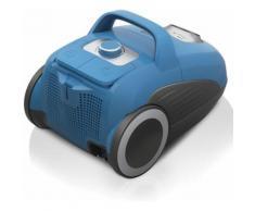 GORENJE Bodenstaubsauger VCEA21GLBL, 700 Watt, mit Beutel blau Staubsauger Haushaltsgeräte