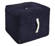 furninova Polsterhocker blau Sessel und Hocker Sofas Couches