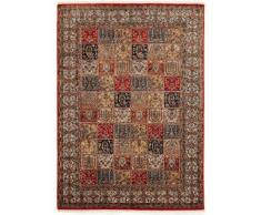 Orientteppich, Vasuki, OCI DIE TEPPICHMARKE, rechteckig, Höhe 4 mm, manuell geknüpft rot Teppiche