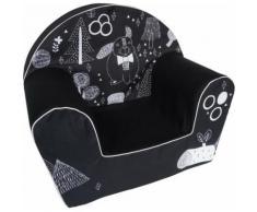 Knorrtoys Sessel Rabbit schwarz Kinder Kindersessel Kindersofas Kindermöbel