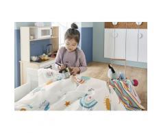 s.Oliver Kinderbettwäsche Satinbettwäsche Junior, gemustert bunt Bettwäsche nach Größe Bettwäsche, Bettlaken und Betttücher