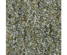Bodenmeister Teppichboden Schlinge gemustert, rechteckig, 7 mm Höhe, Meterware, Breite 300 cm, Wunschmaßlänge grün Bodenbeläge Bauen Renovieren