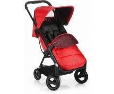 "iCoo Kinder-Buggy ""Acrobat Fishbone Red"", rot, Unisex, rot"
