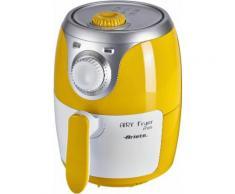 Ariete Heissluftfritteuse Air Fryer 4615GE, 1000 Watt gelb Heißluftfritteusen Fritteusen Haushaltsgeräte Fritteuse