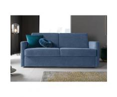Places of Style Schlafsofa Goldpoint blau Schlafsofas Sofas Couches
