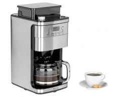 BEEM Kaffeemaschine mit Mahlwerk Fresh-Aroma-Perfect Superior, Permanentfilter, 1x4, Glaskanne schwarz Kaffee Espresso SOFORT LIEFERBARE Haushaltsgeräte