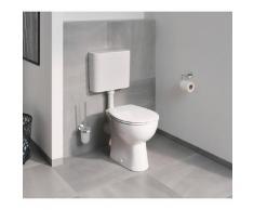 Grohe Tiefspül-WC Bau Keramik, spülrandlos weiß WC-Becken WC Bad Sanitär