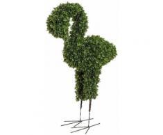 Gasper Kunstpflanze Buchsbaum Flamingo, grün, grün