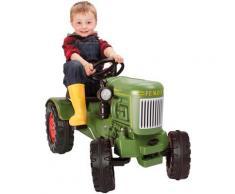 BIG Trettraktor Fendt Dieselross, BxTxH: 47x90x47 cm grün Kinder Ab 3-5 Jahren Altersempfehlung
