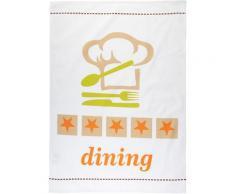stuco Geschirrtuch Gustoso, (Set, 3 tlg.) weiß Geschirrtücher Küchenhelfer Haushaltswaren