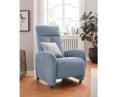 exxpo - sofa fashion Relaxsessel blau Sessel Wohnzimmer