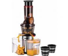Unold Slow Juicer 78265, 250 Watt schwarz Entsafter Küchenkleingeräte Haushaltsgeräte