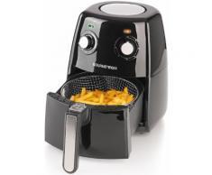 GOURMETmaxx Heissluftfritteuse XL, 1500 Watt schwarz Heißluftfritteusen Fritteusen Haushaltsgeräte Fritteuse