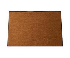 FußmatteUNI braun Fußmatten einfarbig