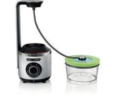 BOSCH Vakuumbehälter MMZV0SB2, (2 tlg.) farblos Aufbewahrung Küchenhelfer Haushaltswaren