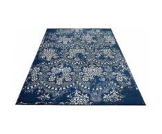 Teppich Torin Home affaire rechteckig Höhe 11 mm maschinell gewebt, blau, blau