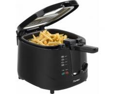 bestron Fritteuse ADF2000, 1800 Watt schwarz Haushaltsgeräte Elektrogeräte