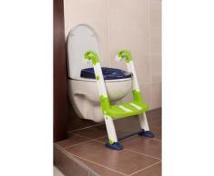KidsKit Toilettentrainer, 3-in-1; Made in Europe blau Baby Toilettentrainer Baby-Toilette Körperpflege Gesundheit