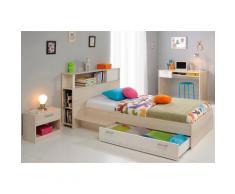 Parisot Jugendzimmer-Set Charly 11, (Set, 4 St.), mit einem Schreibtisch beige Kinder Kindermöbel Möbel sofort lieferbar