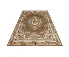 Festival Teppich Oriental 115, rechteckig, 11 mm Höhe, Orient Look, Kurzflor beige Esszimmerteppiche Teppiche nach Räumen
