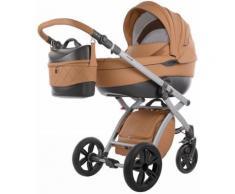 knorr-baby Kombi-Kinderwagen Set Alive Pure camel, orange, Unisex, camel