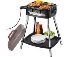 Unold Standgrill Barbecue Power Grill 58580, 2000 Watt schwarz Elektrogrills Haushaltsgeräte