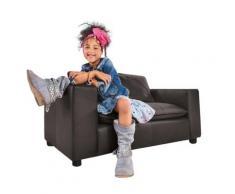 W.SCHILLIG 2-Sitzer gioovani mini, OTTO exklusiv LIMITED EDITION, Kindersofa mit Rückenkissen, Breite 113 cm braun Sofas Einzelsofas Couches