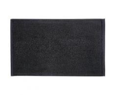 Badematte Showermat, Gant, Höhe 5 mm, strapazierfähig grau Einfarbige Badematten